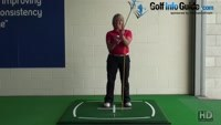 How Do You Aim The Golf Club To Hit Straight Golf Shots? Video - by Natalie Adams