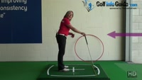 Golfers Heights, How Does  It Change Their Swing Type? Video - by Natalie Adams