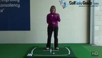 How Should I Approach Aerified Hollow Tinned Golf Greens? Video - by Natalie Adams