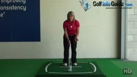 How Should My Golf Chipping Set Up Be Different To My Full Golf Swing Set Up? Video - by Natalie Adams