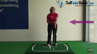 How Tightly Should I Grip The Golf Club Throughout The Swing? Video - by Natalie Adams