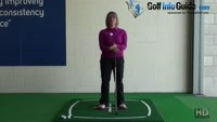 If My Golf Ball Lands In A Divot How Can I Play It? Video - by Natalie Adams