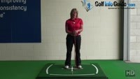 Correct Golf Posture, Is It Important To My Swing? Video - by Natalie Adams