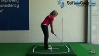 Golf Posture, Is It Bad Because I Bend From The Waist How Can I Correct This? Video - by Natalie Adams