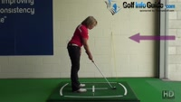 Hit The Inside Of The Golf Ball, What Does This Mean? Video - by Natalie Adams