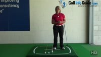 Should I Change My Set Up Golf Ball Position With Different Clubs? Video - by Natalie Adams
