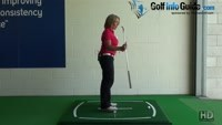 Should I Have A Routine To Help With My Golf Posture? Video - by Natalie Adams