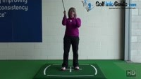 Should I Hit The Ground When Playing A Golf Iron Shot? Video - by Natalie Adams