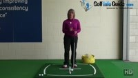 Should I Lean The Shaft Forward On My Golf Shots? Video - by Natalie Adams