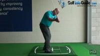 What Does Doubling Crossing Mean In A Golf Swing? Video - by Dean Butler