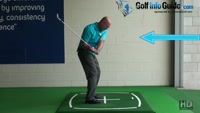 What Does Getting Stuck On The Golf Downswing Mean? Video - by Dean Butler