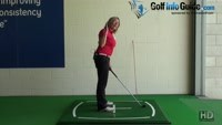 Golf Spine Angle, What It Means And How Can It Help My Swing? Video - by Natalie Adams