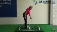 What Position Should My Left Arm Be As I Address The Golf Ball? Video - by Natalie Adams