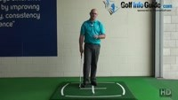 When Should I Break My Wrists On A 50 Yard Golf Pitch Shot? Video - by Dean Butler