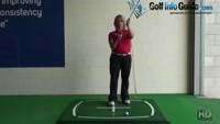 Golf Bunker Shot, Where Should I Aim The Face When Playing High Bunker Shots? Video - by Natalie Adams