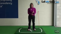 Why Do I Miss Approach Shots Short And Right Of The Golf Green? Video - by Natalie Adams