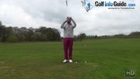 Golf Short Game Divots Video - by Peter Finch
