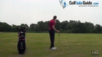 Golf Shot Target Clarity Video - by Pete Styles