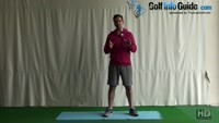 Golf Shoulder Stretch Video - by Peter Finch