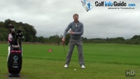 Golf Swing Starts With Balance Video - by Pete Styles