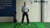 Golf Swing Tip: Weight Transfer from Start to Finish Video - by Pete Styles