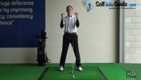 Golf Tip on Proper Hip Alignment Video - by Pete Styles