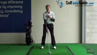 Golf Tip on Proper Shoulder Alignment Video - by Pete Styles