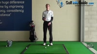 Golf Tip: Use Intermediate Spot For Better Alignment Video - by Pete Styles