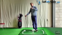 Golf Tips The Golf Swing Golf Spine Angle Drills Video - by Pete Styles