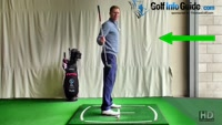 Golf Tips The Golf Swing Golf Spine Tilt Video - by Pete Styles