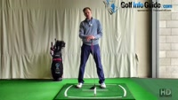 Golf Tips The Golf Swing How To Maintain Spine Angle In Golf Video - by Pete Styles
