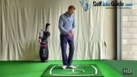 Golf Tips The Golf Swing Spine Angle At Address Video - by Pete Styles
