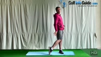 Golf Weight Shift Balance Video - by Peter Finch