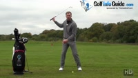 Golf Weight Shift Flaws Video - by Pete Styles