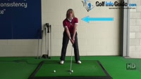 Golf Fix: Take the Club Back Low and Slow For Correct Connected Swing Video - by Natalie Adams