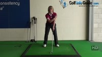 Golf Swing Transition, Correct Backswing with Proper Coordination of Left Arm and Shoulder Video - by Natalie Adams