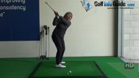 Golf Legs, Correct Back Leg For Power Video Swing Tip - by Natalie Adams