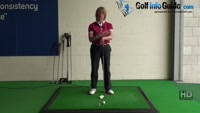 Golf Swing Tip: Why You Should Pause At the Top of Your Swing Video - by Natalie Adams