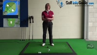 Golf Tip: Ball Flight Clues Help Correct Slices and Hooks Video - by Natalie Adams