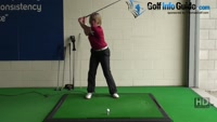 Golf Tip for Longer Drives: Increase Your Chest Turn Video - by Natalie Adams