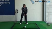Golf Tip For Longer Drives - Head Should Be Arriving At Impact Video - by Natalie Adams