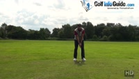 Good Body Rotation To Stop Over Rotation Of The Left Hand Video - by Peter Finch