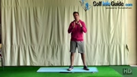 Grabbed Toe Hamstring Stretch For Golf Base Flexibility Video - by Peter Finch