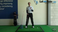 Great Golf Posture To A Great Consistent Swing, Tour Alignment Sticks Drill Video - by Pete Styles