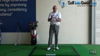 Great Way to Cure and Fix Bad Swing Tempo - Senior Golf Tip Video - by Dean Butler