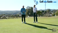Green reading made simple - Video lesson by PGA pros Pete Styles and Matt Fryer