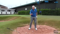Greenside Bunker Distance Lesson by PGA Teaching Pro Adrian Fryer Video