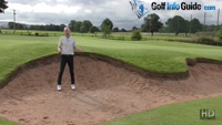 Greenside Bunker Distance Tip by PGA Teaching Pro Ged Walters