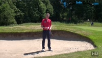 Greenside Bunker Golf Ladder Drill Video - by Pete Styles