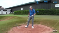 Greenside Bunker Lies Lesson by PGA Teaching Pro Adrian Fryer Video
